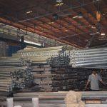โรงงานผลิต การ์ดเรล โครงการหลวงดอยสะโงะ อำเภอเชียงแสน จังหวัดเชียงราย