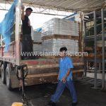 สีเทอร์โมพลาสติก ส่งไปที่เมืองเมียวดี ประเทศพม่า
