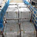 สีเทอร์โมพลาสติก มอก. 542 – 2549 สีขาว จำนวน 1,550 ถุง ส่งไปที่ประเทศพม่า
