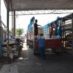 สีเทอร์โมพลาสติก จำนวน 1,550 ถุง ส่งไปที่ประเทศพม่า