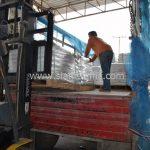 สีเทอร์โมพลาสติก จำนวน 1,550 ถุง ส่งไปสาธารณรัฐแห่งสหภาพพม่า