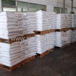 สีเทอร์โมพลาสติกสีขาว TRI-STAR จำนวน 1,000 ถุง ส่งไปที่พนมเปญ ประเทศกัมพูชา