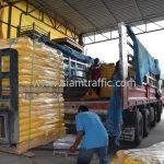 เทอร์โมพลาสติก ส่งไปที่เมืองเมียวดี ประเทศพม่า