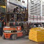 Thermoplastic Road Marking Paint export to Myanmar
