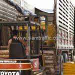 Thermoplastic Line Marking Paint export to Myanmar