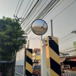 กระจกโค้งจราจร บริษัท โตโยต้า มอเตอร์ ประเทศไทย จํากัด โรงงานแบริ่ง
