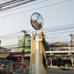 กระจกโค้งนูน บริษัท โตโยต้า มอเตอร์ ประเทศไทย จํากัด โรงงานแบริ่ง