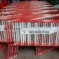 แผงกั้นที่จอดรถ เทศบาลเมืองป่าตอง จังหวัดภูเก็ต จำนวน 150 แผง