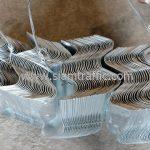 การ์ดเรลแผ่นปลายชุบ ส่งไปอำเภอเมืองปทุมธานี จังหวัดปทุมธานี จำนวน 106 แผ่น