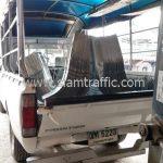 แผ่นปลายชุบ จำนวน 106 แผ่น ส่งไปอำเภอเมืองปทุมธานี จังหวัดปทุมธานี