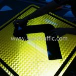 Sharp left turn sign export to Yangon Myanmar