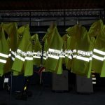 โรงงานผลิตเสื้อกันฝน เทศบาลตำบลฉลอง จำนวน 24 ตัว