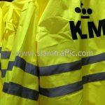 ชุดกันฝนอย่างดี สกรีนโลโก้ KLM (เค.แอล.เอ็ม รอยัล ดัทช์ แอร์ไลนส์)
