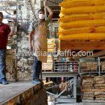 ขายสีเทอร์โมพลาสติกสีเหลือง ส่งไปสำนักงานทางหลวงชนบทที่ 10 จังหวัดเชียงราย จำนวน 250 ถุง