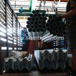 โรงงานผลิตการ์ดเรล ส่งไปที่ อ.วังน้ำเย็น จ.สระแก้ว (ขนส่งรอบที่ 3)