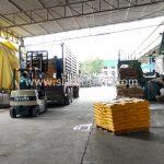 ขายสีเทอร์โมพลาสติกสีเหลือง มอก.542-2549 จำนวน 200 ถุง ส่งไปที่ทางหลวงหมายเลข 101 ตอนนครชุม-น้ำดิบ